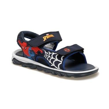 Spider-Man Sandalet Lacivert